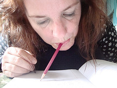 Day23mouthwriting