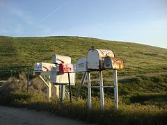 Sunsetmailboxwithoutray