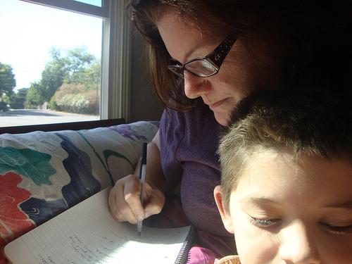 Writing With Samuel Medium