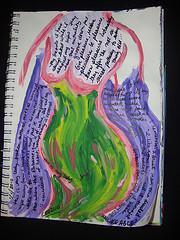Art journal body
