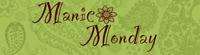 Manic monday logo