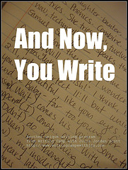 Andnowyouwrite