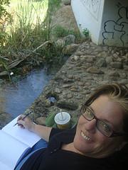 Me under bridge 2010