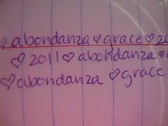Abondanza poem