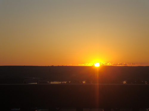Sunset chamberlain