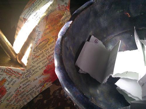 Prompting bowl