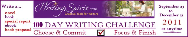 100 Day Writing Challenge