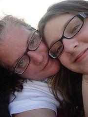 Emma and me