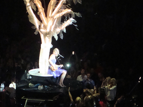 Taylor Concert 1