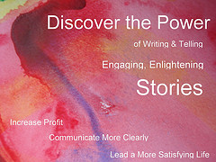 Discover power of stories