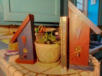 Womens sphere book ends