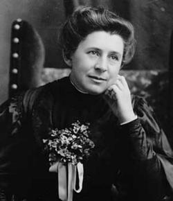 Ida Tarbell so pretty!