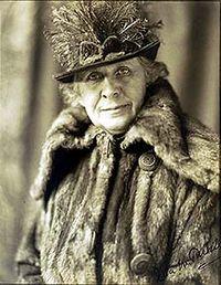 Ida tarbell older