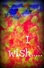 Small I wish...