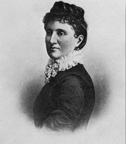 M is for Marietta Holley