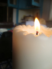 Candle for aprpad
