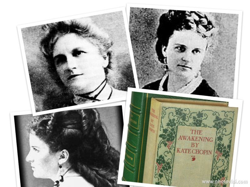 Collage Kate Chopin