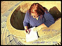 Write wherever you are