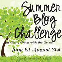 Summer Blog Challenge Button