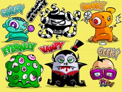 Crazymonsters