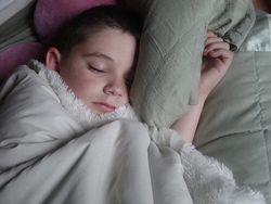 Sleeping Samuel