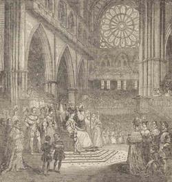 1838 coronation