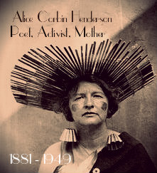 Alice Corbin Henderson Portrait