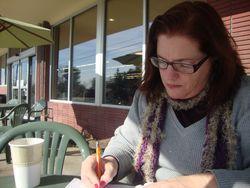 Writing me