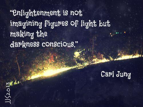 Dark light CED 2013m jung quote