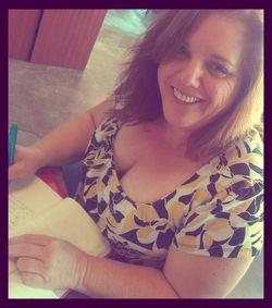Writing at Dagny's 2