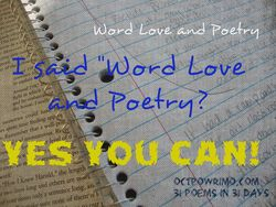 Word love and poetry yes you can final