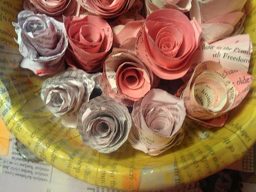 Paper Roses November 5