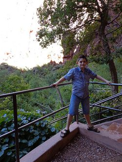 Samuel at zion