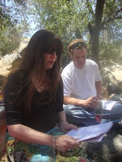 Writing on the Kern River with Writing Camp with JJS