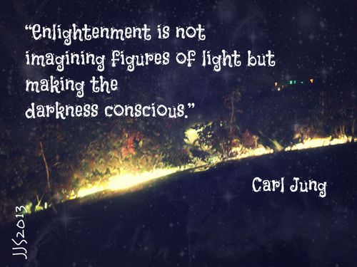 Dark light CED 2013m jung quote