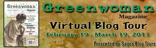Green woman mag blog tour