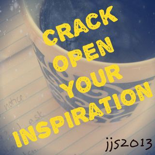 Crack open your inspiration