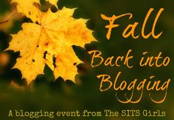 Fall Back into Fall with SITS Girls