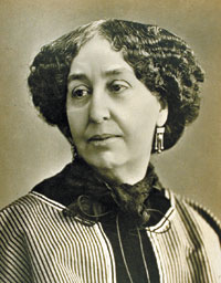 In the Remains of the Fire; Lessons from Literary Granny George Sand