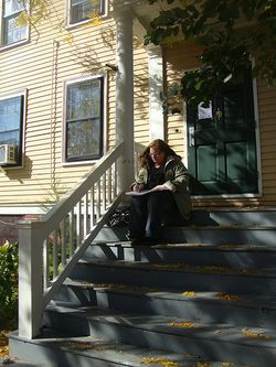 Margaret Fuller's Childhood Home and Birthplace