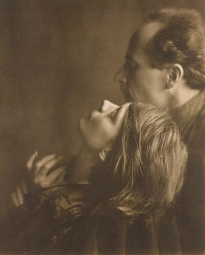 Imogen cunningham weston and who