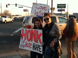 Vday protest 4