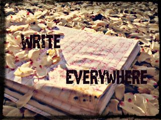 Write everywhere