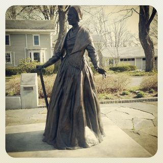 Sojourner Truth Monument in Florence, Massachusetts