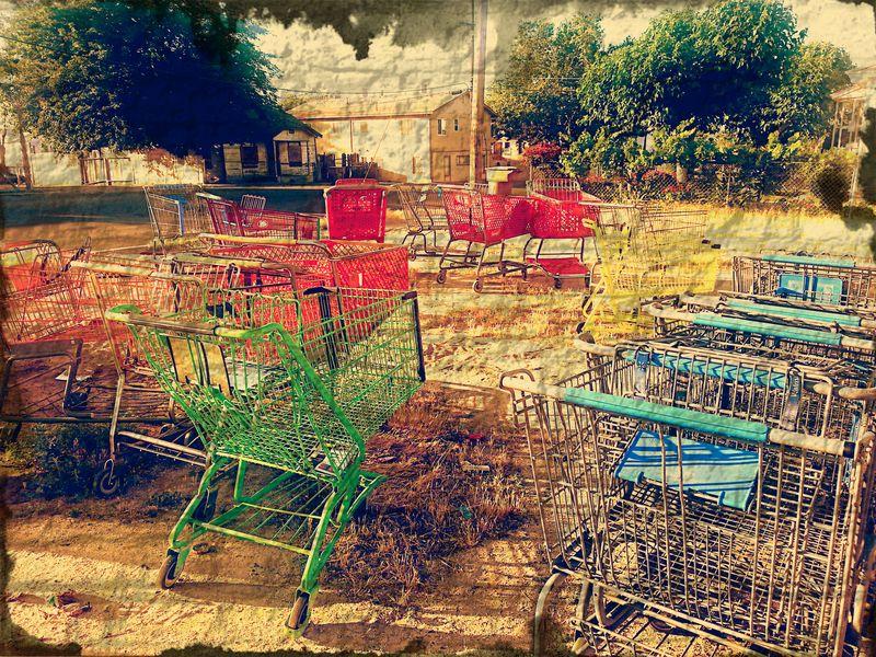 Shopping cart edits 3 kevin blocked grunge