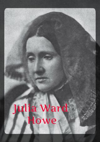 Literary Granny Julia Ward Howe