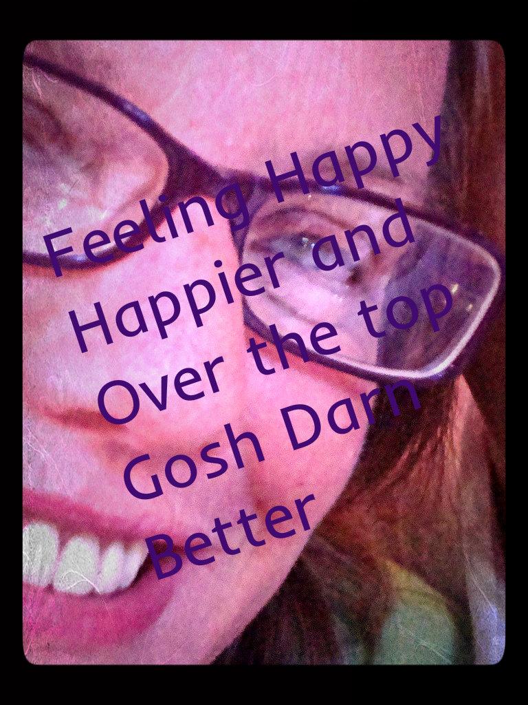 Plain ol happy w edits