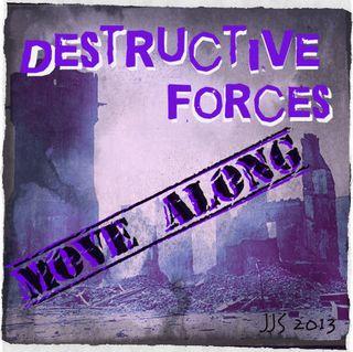 Destructive Forces Photo - World War I France