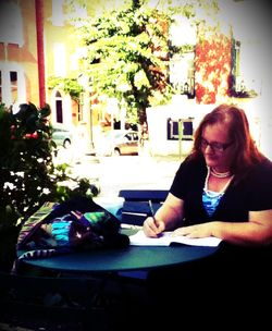 Baltimore writing