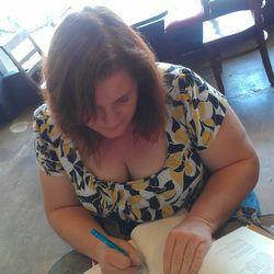 Writing at dagnys